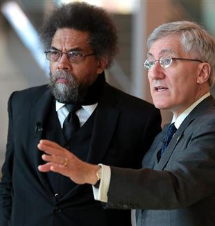 Cornel West y Robert George